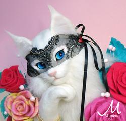 華やか 贈る展 ミメット 仮面舞踏会 マスカレードのサムネイル画像