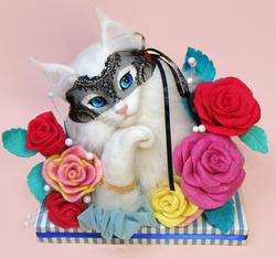 仮面舞踏会 ベルサイユの薔薇猫