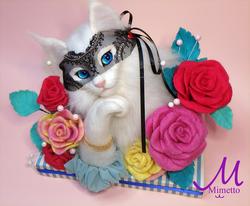 仮面舞踏会 ベルサイユの薔薇猫のサムネイル画像