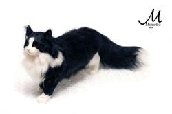 ノルウェージャンフォレストキャット ミユ しろくろ はちわれ 熊木早苗 ミメット 猫 うちのこそっくりのサムネイル画像のサムネイル画像のサムネイル画像