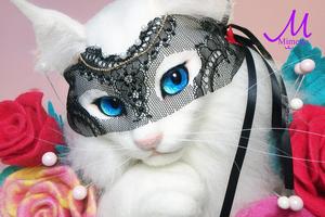 ベルサイユのばら 華やか 贈る展 ミメット 仮面舞踏会 マスカレードのサムネイル画像