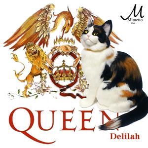 queen delilah クイーン フレディ フレディ・マーキュリー Freddie Mercury 羊毛フェルト 熊木早苗 ミメット
