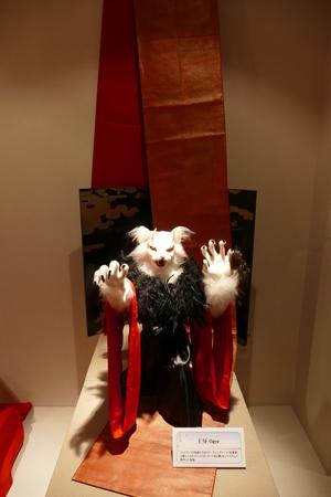 桜宵一刻 個展 熊木早苗 鬼滅の刃 鬼 紅蓮華 金の舞 猫 羊毛フェルト